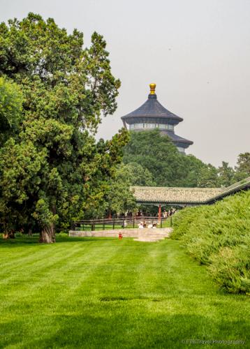 Quinian Dian at Temple of Heaven in Beijing