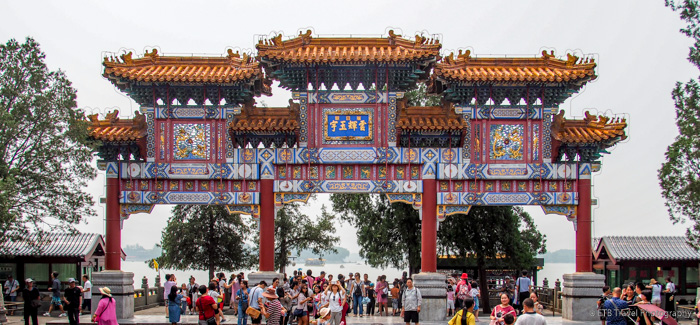 Summer Palace in Beijing