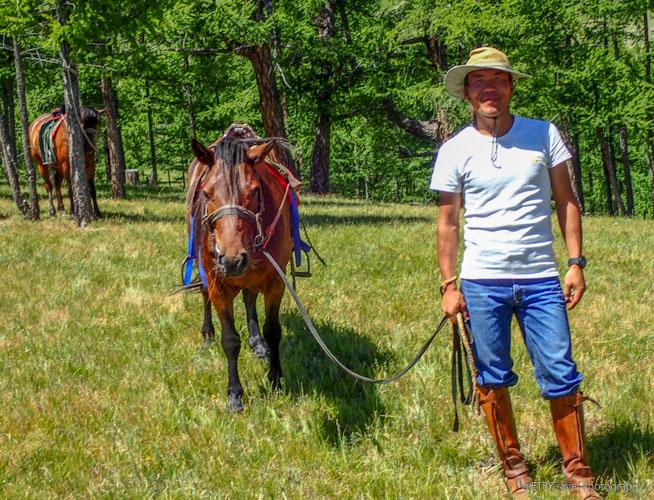 boynaa on the Mongolian Steppe