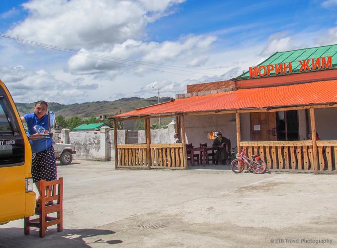 Cafe Morin Jim in Mongolia