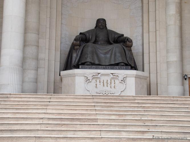 Exploring Ulaanbaatar: Chinggis Khaan Memorial