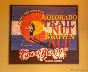 I'd walk 500 miles for a CT Nut Brown Ale