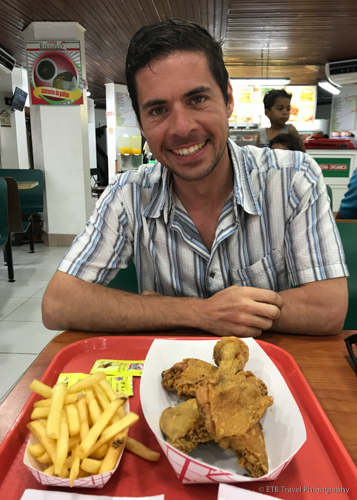 Restaurants in San Andres, Colombia