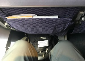 legroom on copa airlines