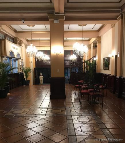 Hotel Royal Palace in Guatemala City