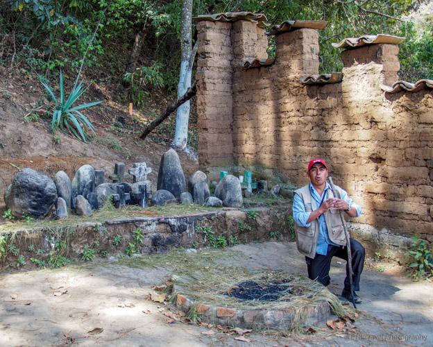 shaman worshipping area
