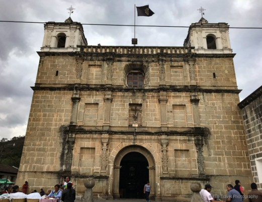 Antigua Churches and Parks