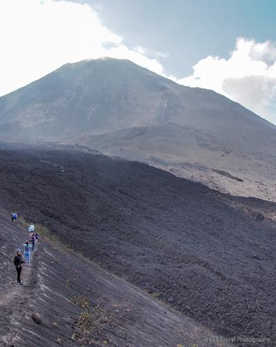 Pacaya Volcano in Antigua
