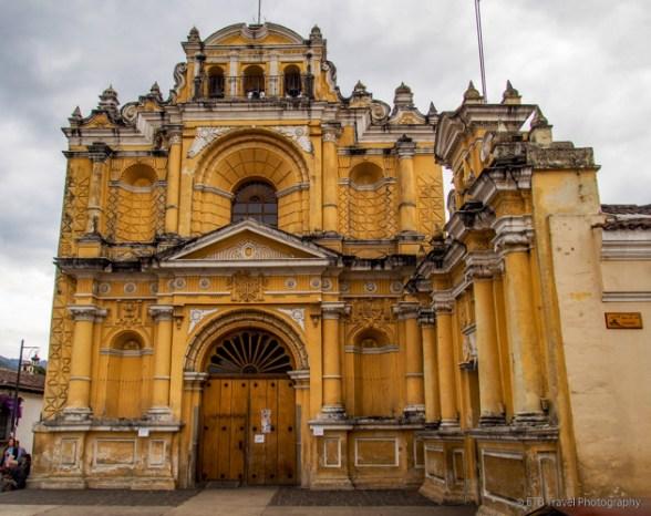 San Pedro Hospital (and Monastery)