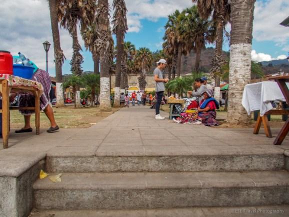 Tanque La Unión park