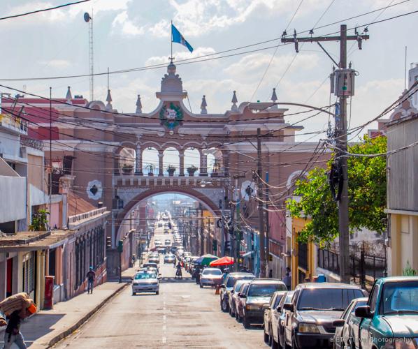 Edificio de Correos Central in Guatemala City