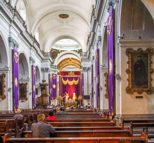 La merced in Guatemala City
