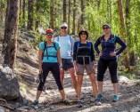 Hartenstein Lake Trail
