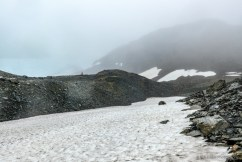 Bojan on the ridge