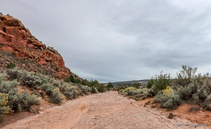 hikes near kanab