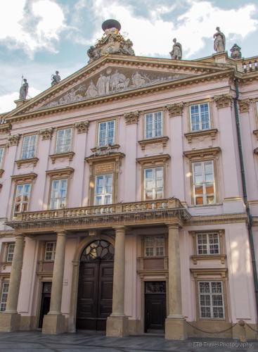 Primatial Palace in Bratislava