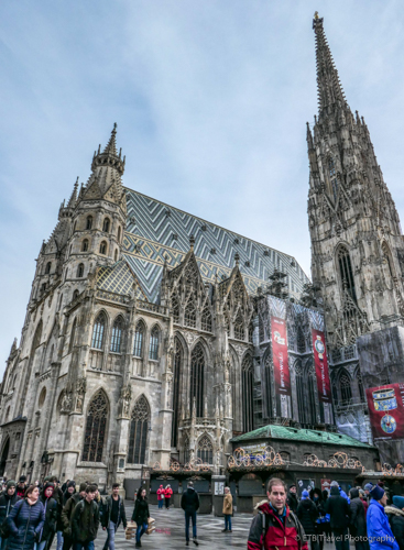 st stephan's cathedral in vienna