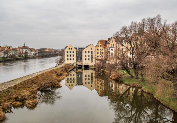 Views from the Stone Bridge