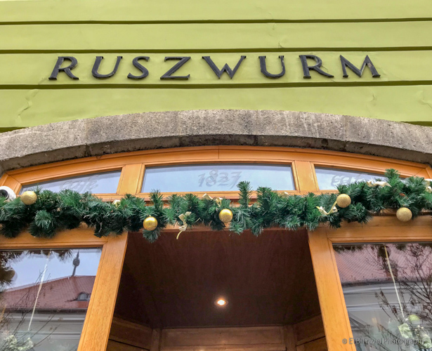 Ruszwurm in Budapest