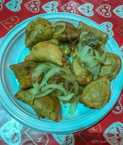 Pierogi - Krakow Street Food