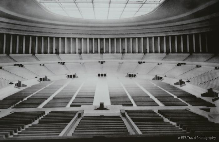 Congress Hall in Nuremberg