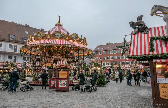 Children's Christmas Market in Nuremberg