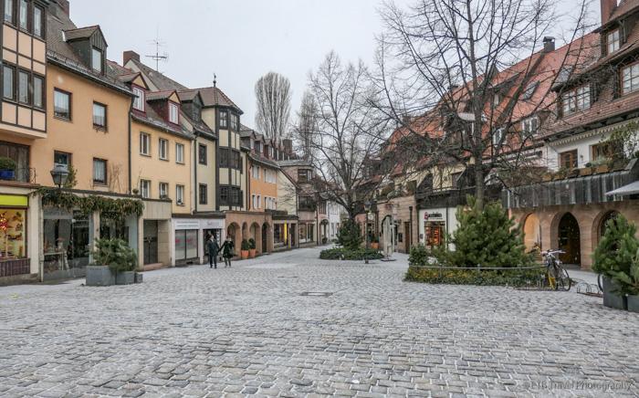 Trodel Markt in Nuremberg