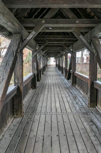 Hangman's Bridge in Nuremberg
