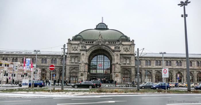 Train Station in Nuremberg