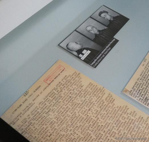pilecki at Auschwitz