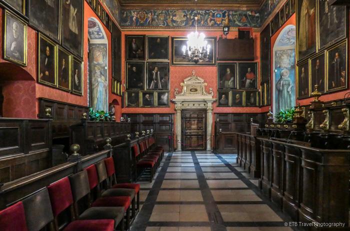 Collegium Maius at Krakow's Old Town