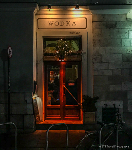 Wodka Bar in Krakow