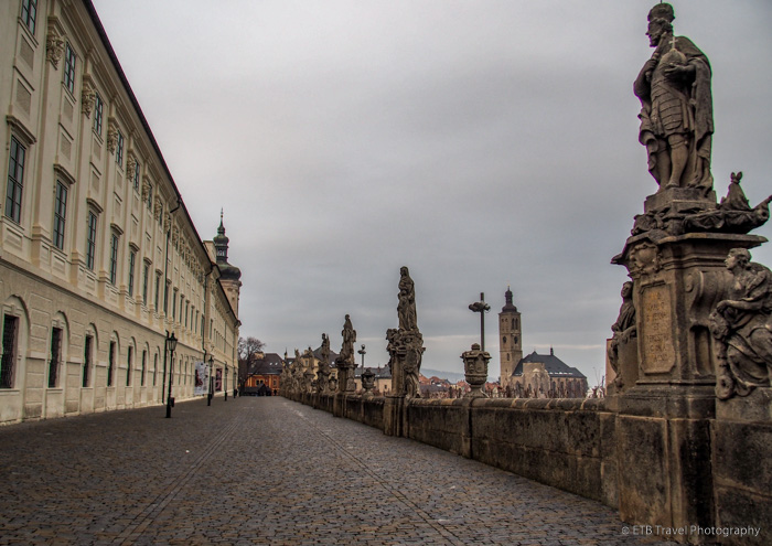 Jesuit College and Terrace in Kutná Hora