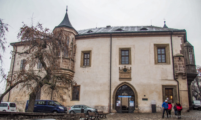 Museum of Silver in Kutná Hora