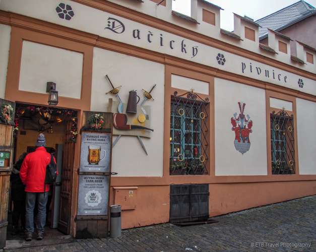 Dacicky Restaurant in Kutná