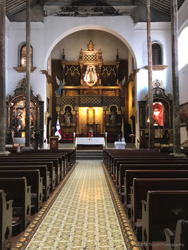 Iglesia Nuestra de la Merced in Panama City