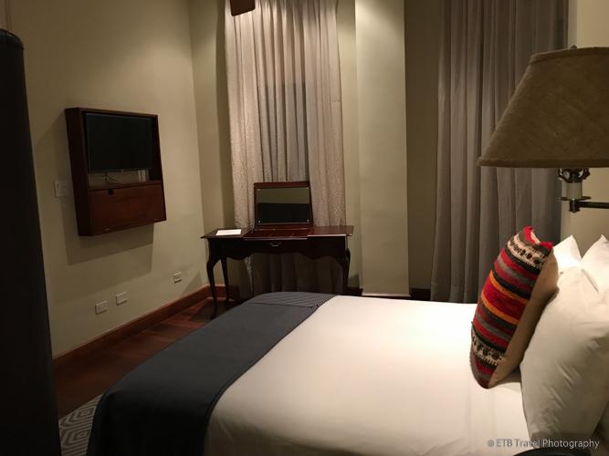 Bedroom at Las Clementinas in Panama City