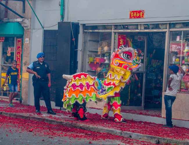 Chinese New Year in Panama City
