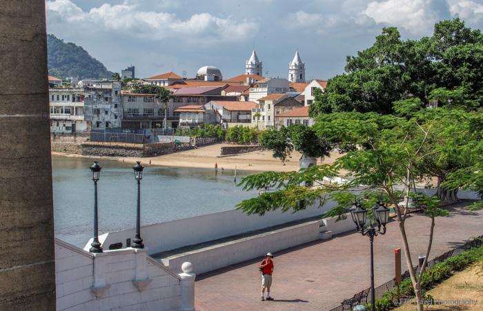 Plaza Francia in Panama City