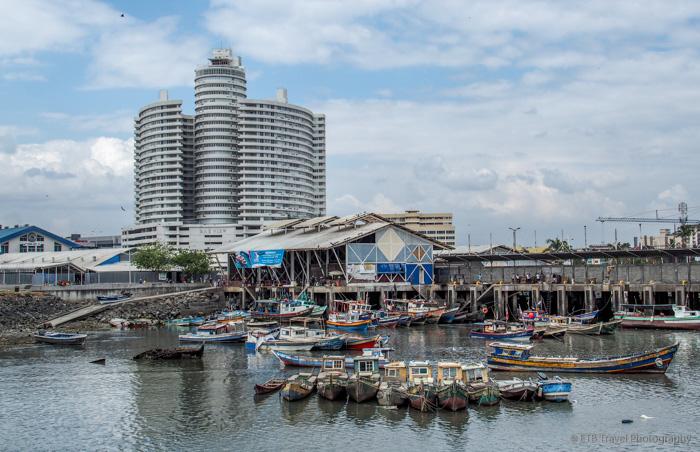 fishing harbor in panama city