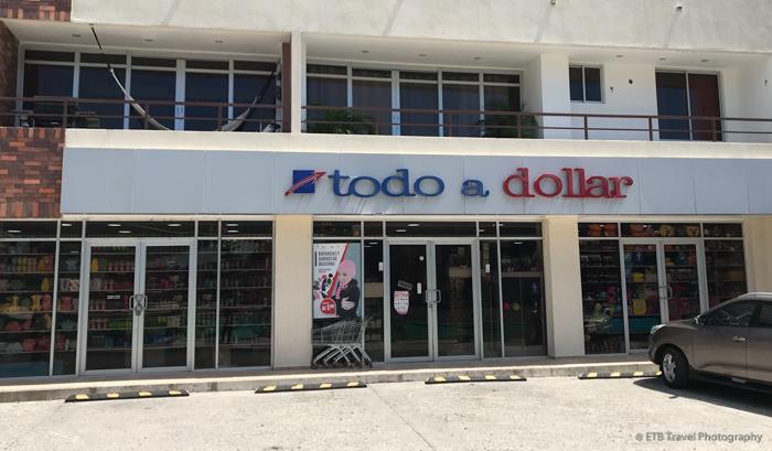 dollar store in Boquete