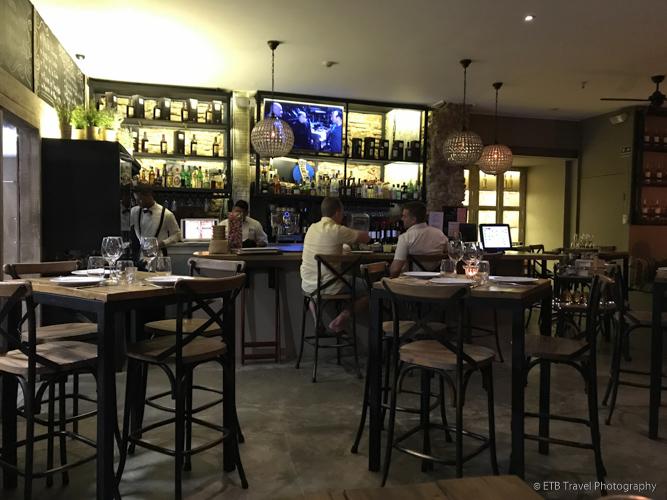 Santa Rita Restaurant in Panama City