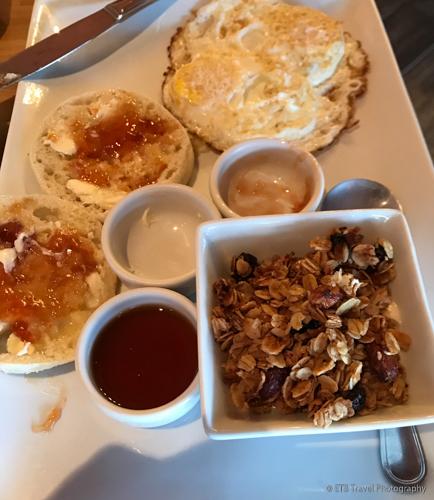 Breakfast in Saba