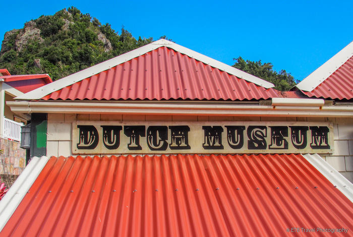 The Dutch Museum in Saba