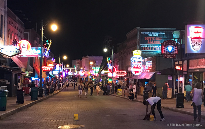beale st in memphis