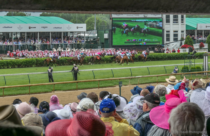 grass race at the 145th Kentucky Derby