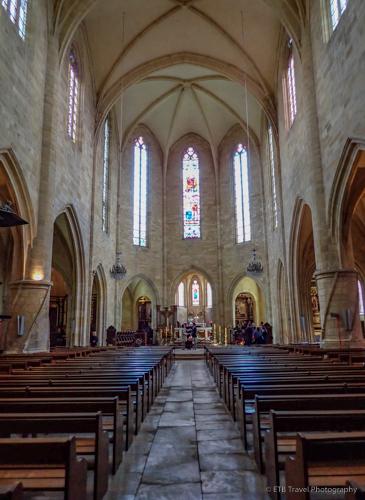 inside Cathédrale St-Sacerdos