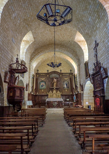 L'eglise Notre Dame de L'Assomption