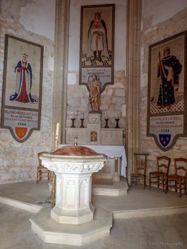 Chapel St. Jean Baptiste