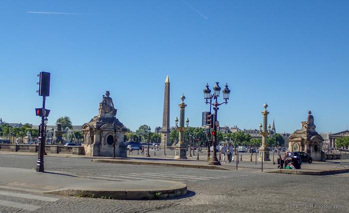 Place de Concorde in Paris